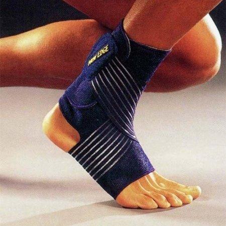 Cavigliera elastica con bendaggio a 8