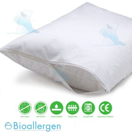 Federe Copricuscino Antiacaro Bioallergen BPS