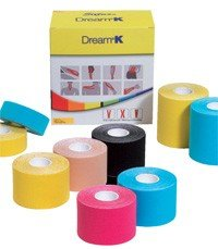 DREAM K KINESIO TAPING COLORATO 2,5 X 5