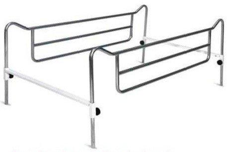 Sponde da letto universali a baionetta ortopedia malpighi - Sponde letto universali ...