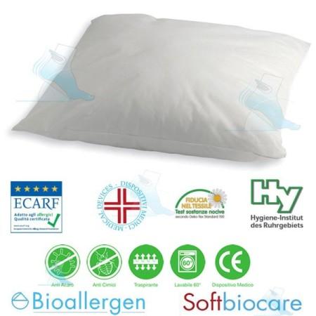 Guanciale Antiacaro Bioallergen SoftBiocare