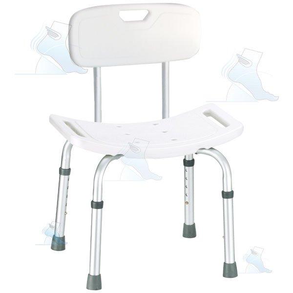 Sedia da doccia intermed ab20 ortopedia malpighi - Sedia da bagno per disabili ...