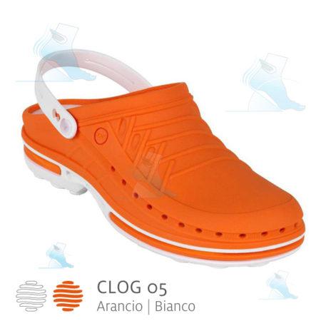 clog-wock-zoccolo-professionale-arancio
