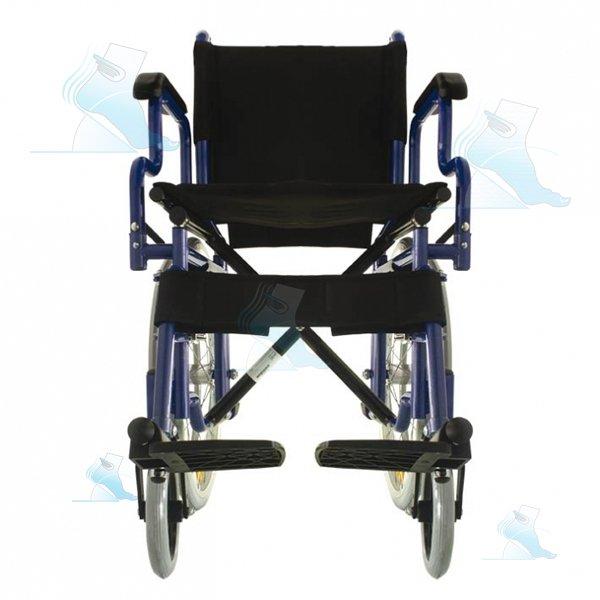 Carrozzina per spazi ridotti passante intermed ortopedia - Carrozzina per bagno disabili ...