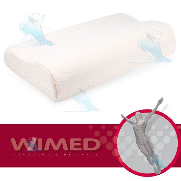 Cuscino Antidecubito Quale Scegliere.Cuscino Ortopedico Cervical Memory Wimed Cuscino Per Cervicale
